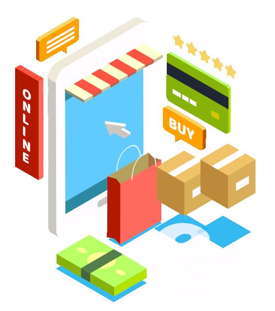 e commerce website development company