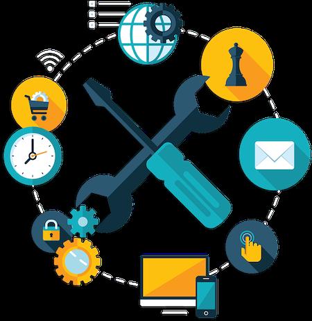 software website maintenance services